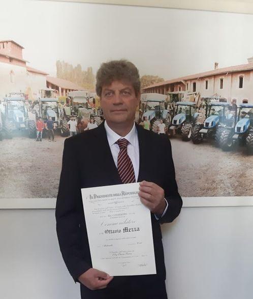 Commendatore Ottavio Mezza