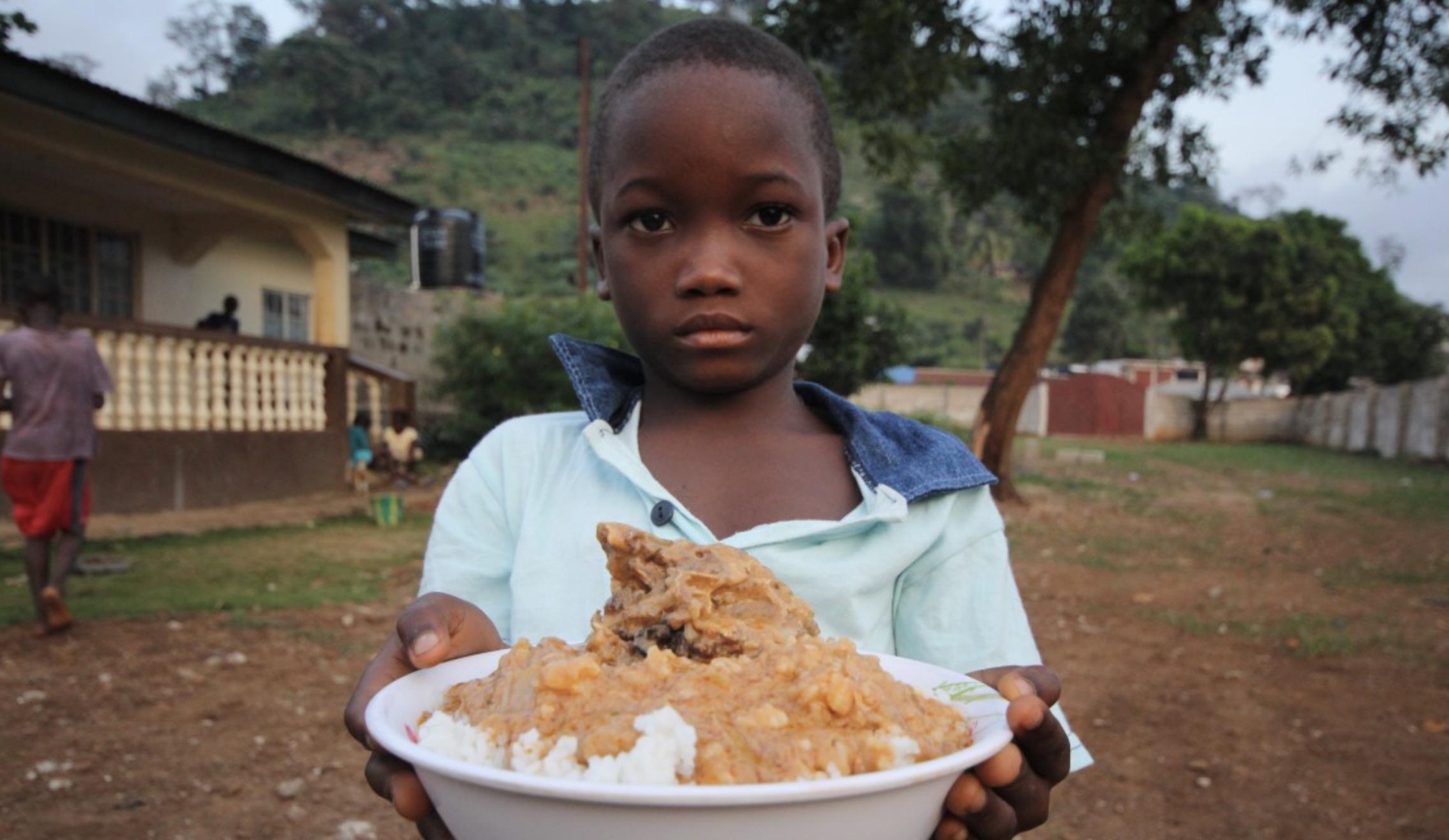 L'AFRICA IMPORTERÀ MENO RISO