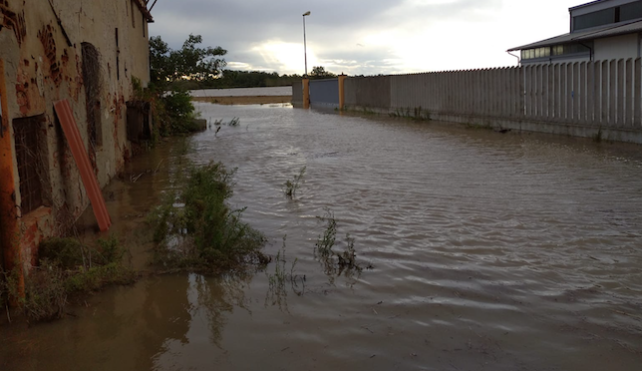 alluvione Pavia