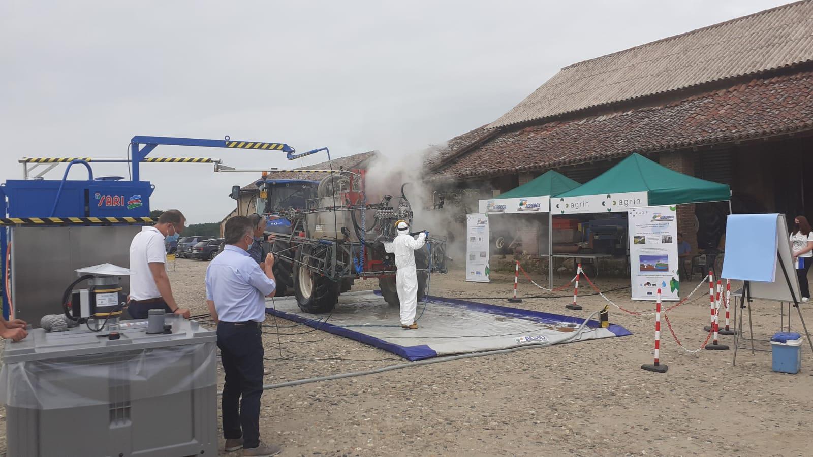 Demo-farm